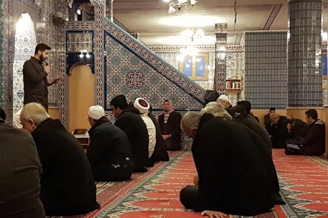 Mardin'deki STK'lardan Şeyh Sabri'nin Mescid-i Aksa'dan uzaklaştırılmasına tepki