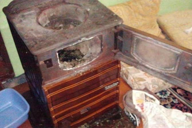 Van'da 9 kişi karbonmonoksit gazından zehirlendi
