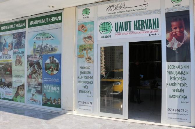 Mardin Umut Kervanı yıllık faaliyet raporunu açıkladı