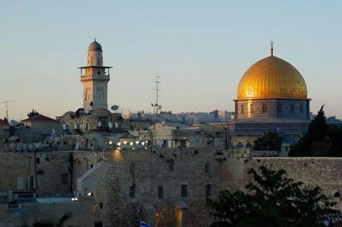 Siyonist işgalciler Kudüs'te bir camiyi ateşe verdi