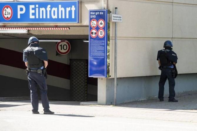 Almanya'daki silahlı saldırıda 6 kişi öldürüldü