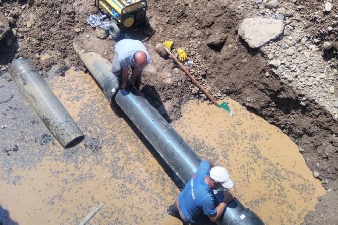 Bingöl'de 23 yıldır yaşanan içme suyu sorunu çözüldü