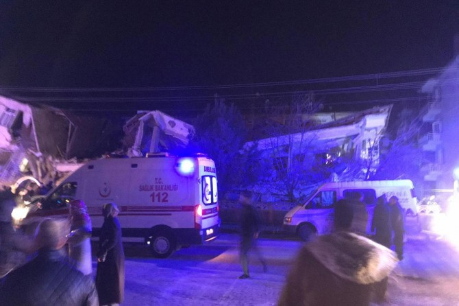 Şanlıurfa Valiliği: 19 hafif hasar bilgisi alındı