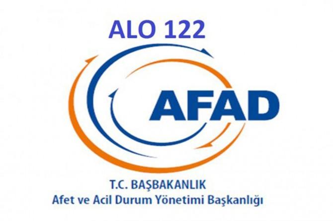 AFAD depremde hayatını kaybedenlerin sayısının 21'e yükseldiğini açıkladı