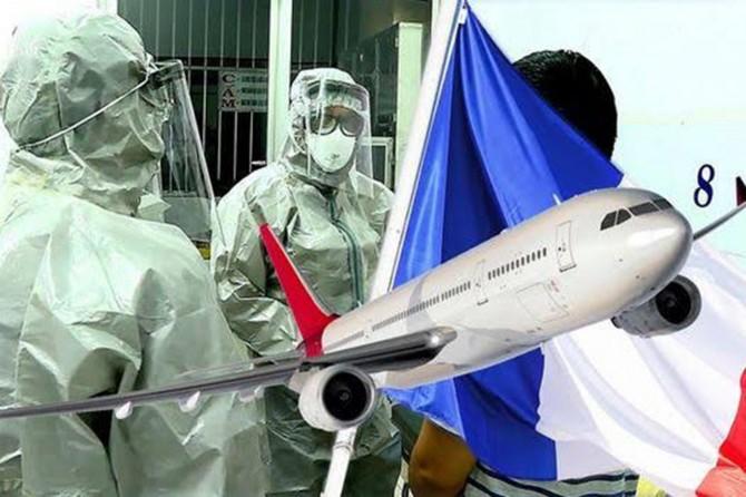 Li Fransayê bi 3 kesan re vûrusa kujende hat tespîtkirin