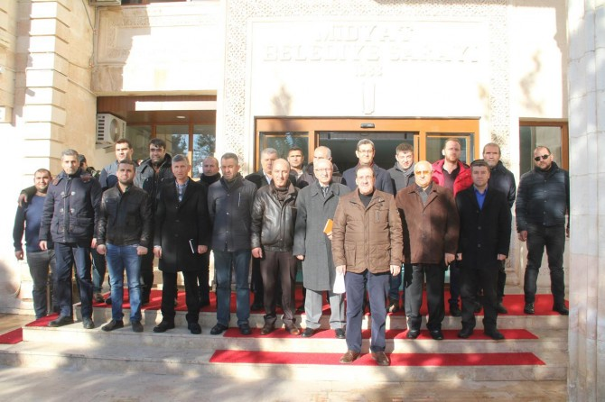 Midyat'ta depremzedeler için yardım kampanyası başlatıldı