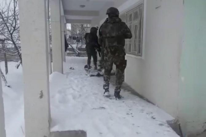 Van'da PKK operasyonunda 6 şüpheli gözaltına alındı