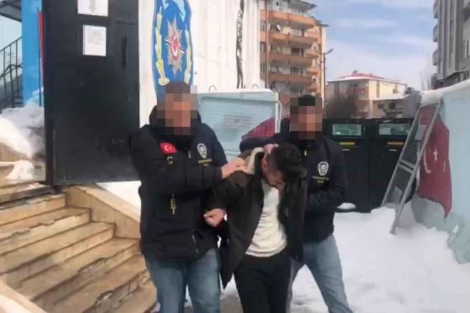 Van'da bir kişi 150 lira için arkadaşını öldürdü