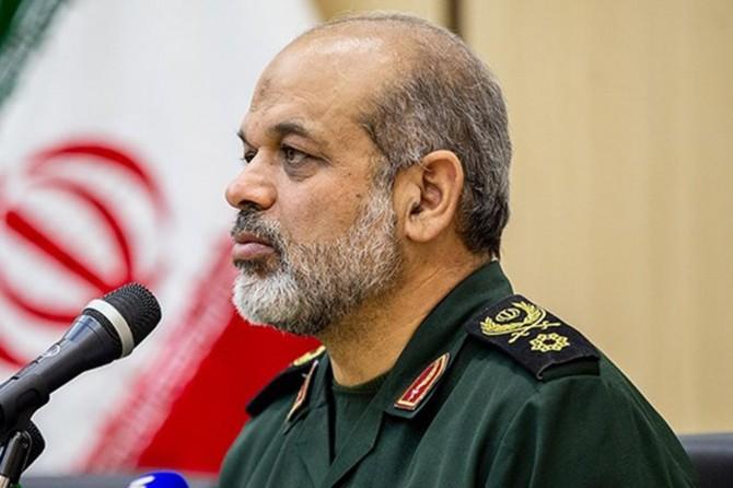 General Vahidi: ABD'nin Ayn el-Esed'de en az 70 ölü ve 200 yaralısı olduğuna eminiz