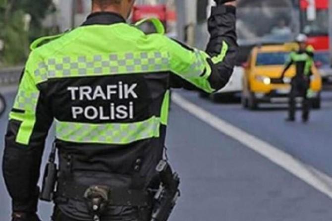 Gaziantep'te trafik uygulamalarında para cezası