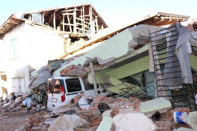 Depremde Doğanyol'da neler yaşandı?