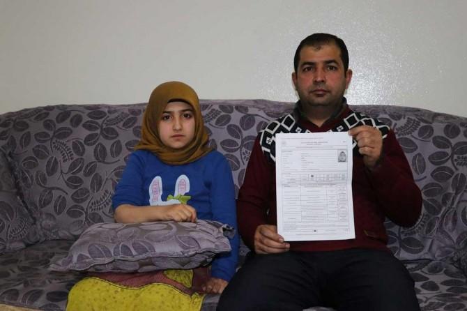 Doğumda kızlarının kolu sakat kalan ailenin 11 yıllık hukuk mücadelesi sürüyor