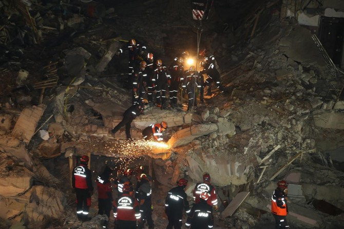 İnşaat Mühendisleri Odası Gaziantep Şube Başkanı Çeliktürk'ten deprem uyarısı