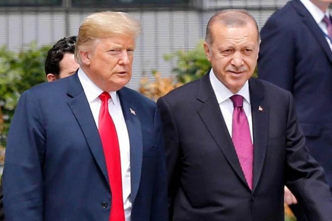 Cumhurbaşkanı Erdoğan, ABD Başkanı Trump ile telefon görüşmesi gerçekleştirdi