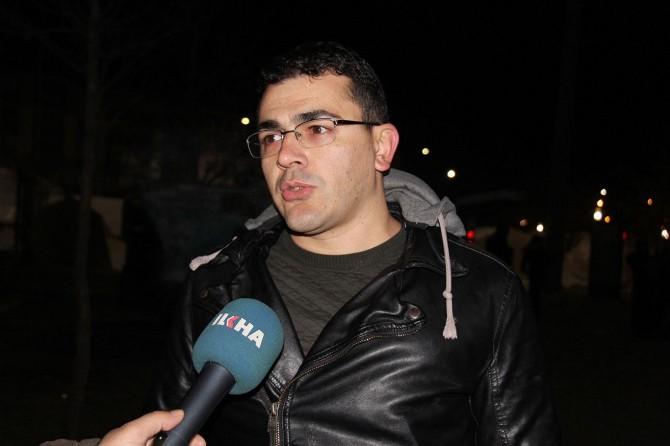 Elazığlı vatandaştan deprem fırsatçılarına tepki