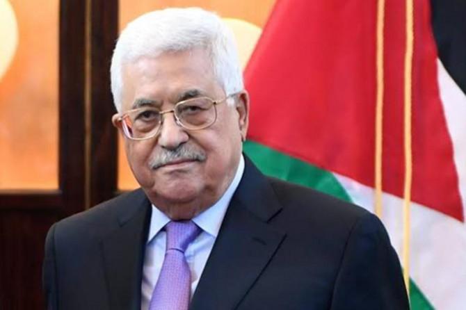 Filistin Devlet Başkanı Abbas'tan Trump'ın işgal planına tepki