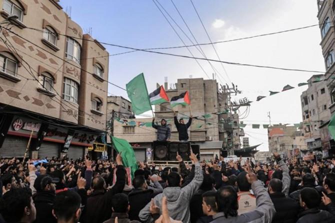 Hamas: Direniş, bütün yönleriyle haklarımızı korumaya güç yetirecektir