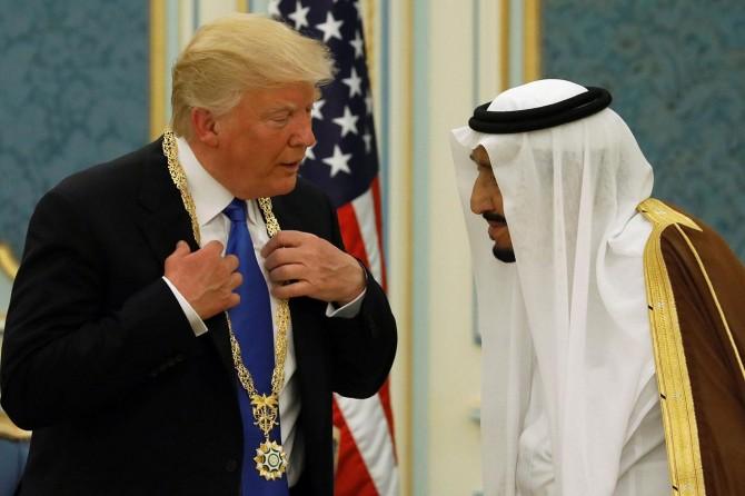 Suudi rejiminden Yüzyılın Anlaşması'na destek: Trump'ın çabalarını takdir ediyoruz