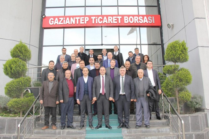 Sektör temsilcileri, Antep fıstığına ürün desteği verilmesini istiyor