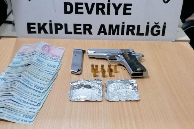 Mardin'de uyuşturucu operasyonunda 5 kişi gözaltına alındı