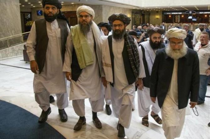 Taliban'dan Kudüs açıklaması: Trump'ın zalim planına karşı Filistin halkının yanındayız
