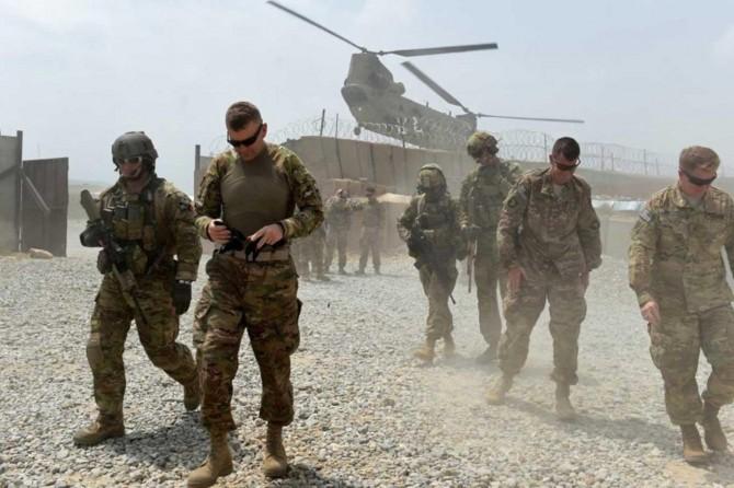 ABD Afganistan'da hamile kadını ve 4 çocuğunu katletti