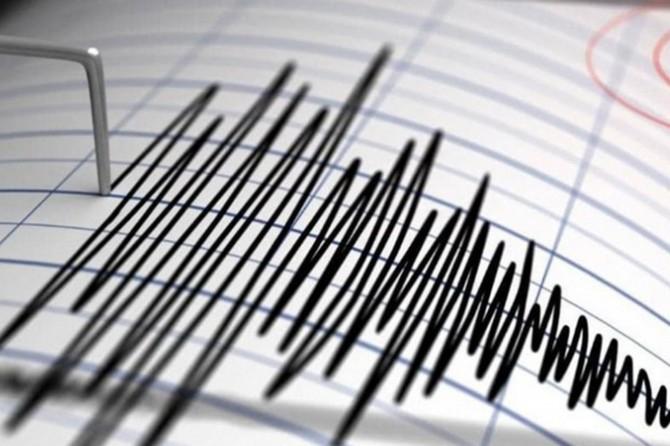 Manisa'nın Kırkağaç ilçesinde 4.4 büyüklüğünde deprem meydana geldi