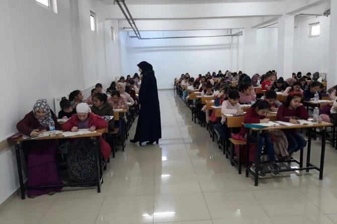 Erzincanlılar Siyer Yarışmasına yoğun ilgi gösterdi