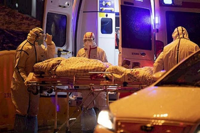 Koronavirüs sebebi ile ölenlerin sayısı 521'e ulaştı