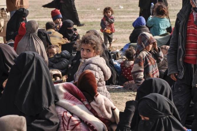 UNICEF: Suriye'de her gün 6 bin 500 çocuk savaş nedeniyle göç etmek zorunda kaldı