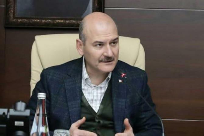 İçişleri Bakanı Soylu: Ölümlü trafik kazalarında yüzde 22,4 azalma oldu