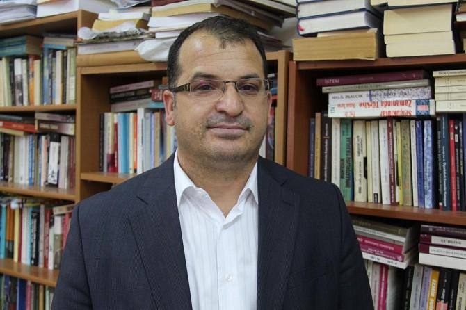 Doç. Dr. Oktay Bozan, Selahaddin-i Eyyubi'den günümüze Kudüs'ü anlattı