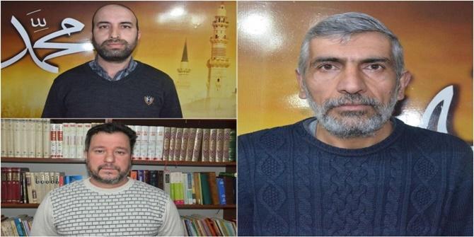 """Diyarbakır'daki STK'lar: Tüm üye ve gönüllülerimizle """"Kudüs Bizimdir"""" mitinginde olacağız"""