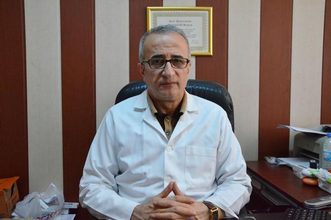 """Prof. Dr. Şenyiğit: """"Sigara kullanımı kanser, KOAH gibi ölümcül hastalıklara yol açar"""""""