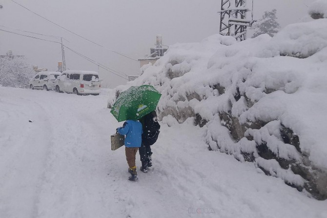 12 ilde eğitime kar yağışı nedeniyle ara verildi