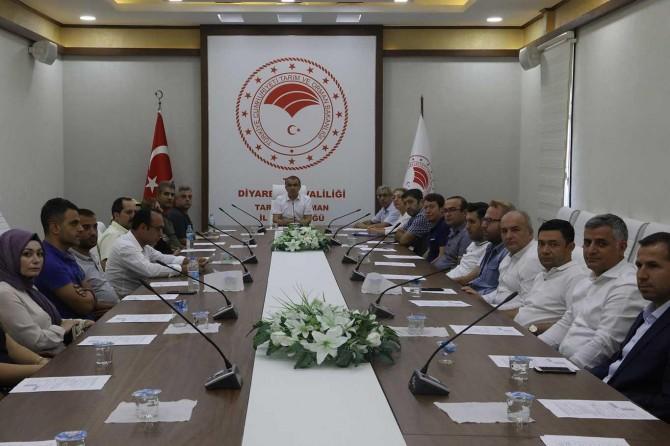 Diyarbakır'da faaliyete giren 169 tarımsal tesise hibe desteği yapıldı