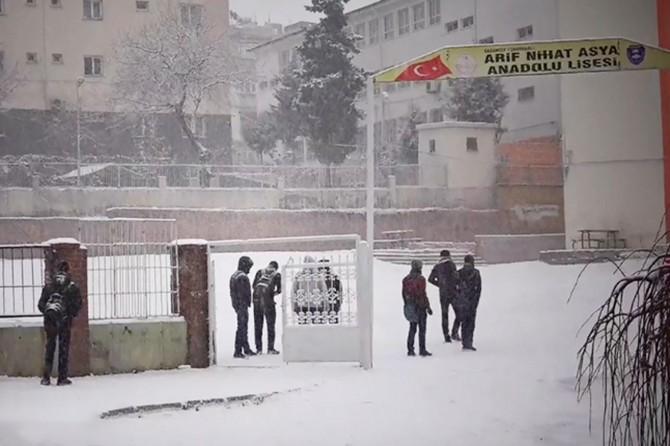 Adıyaman, Gaziantep ve Hatay'da okullar tatil edildi