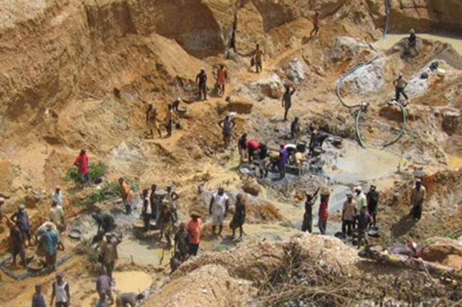 Gana'da maden ocağında göçük: 16 kişi hayatını kaybetti