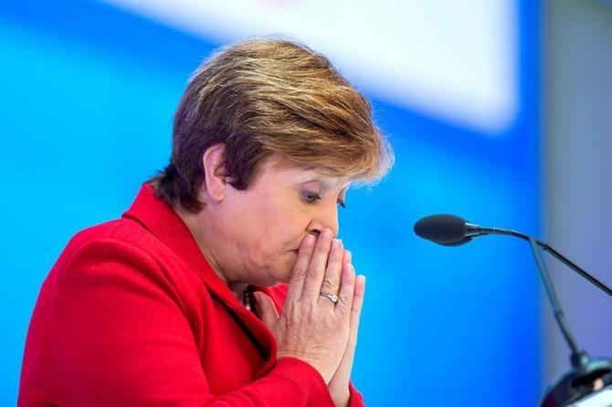 """IMF Başkanı'ndan Corona virüs açıklaması: """"Önümüzdeki iki hafta çok önemli"""""""