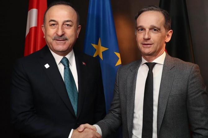 Çavuşoğlu speaks of discussions on Idlib
