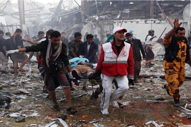 Di êrîşên asimanî yên rejîma Siûdî de 30 Yemenî hatin qetilkirin