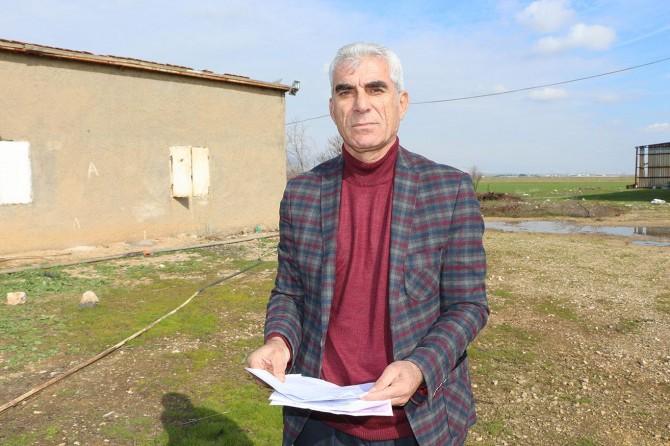 Dicle EDAŞ elektrik kullanmayan çiftçilerin tarım desteklemelerine el koydu iddiası
