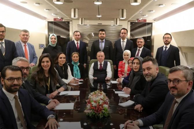 """Erdoğan: """"Rejimin kuşatması karşısında sessiz kalmamız mümkün değil"""""""