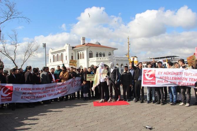 Yeniden Refah Partisi: İstanbul Sözleşmesi ile ilgili önlem almaya davet ediyoruz