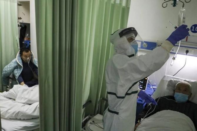 Li Çînê hejmara kesên ku ji ber coronavîrusê mirin bû hezar û 775 kesan
