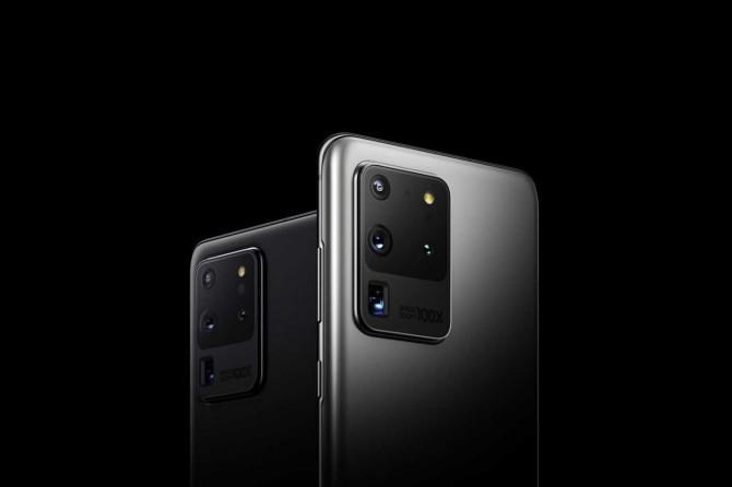 108MP'lik Galaxy S20 Ultra'nın görüntü sensörü detayları
