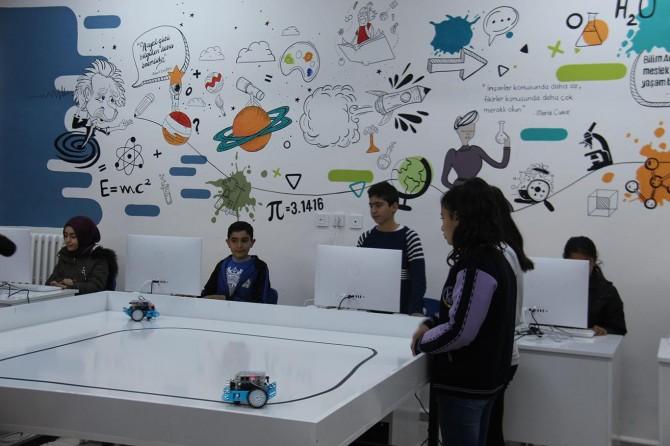 Diyarbakır'da El Cezeri bilim sınıfı açıldı