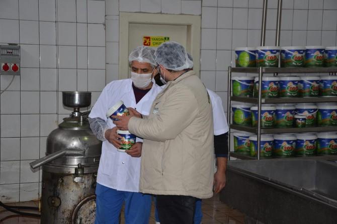 Ürün bazlı gıda denetimi Diyarbakır'da 64 ekiple gerçekleştiriliyor