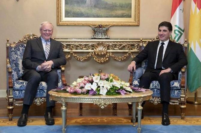 """Neçirvan Barzani: """"Suriye'de Kürtleri bir araya getirme çabalarına devam edeceğim"""""""