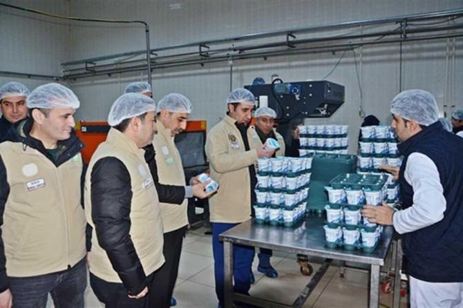 Batman'da 'Ürün Bazlı Gıda Denetim Seferberliği' başladı